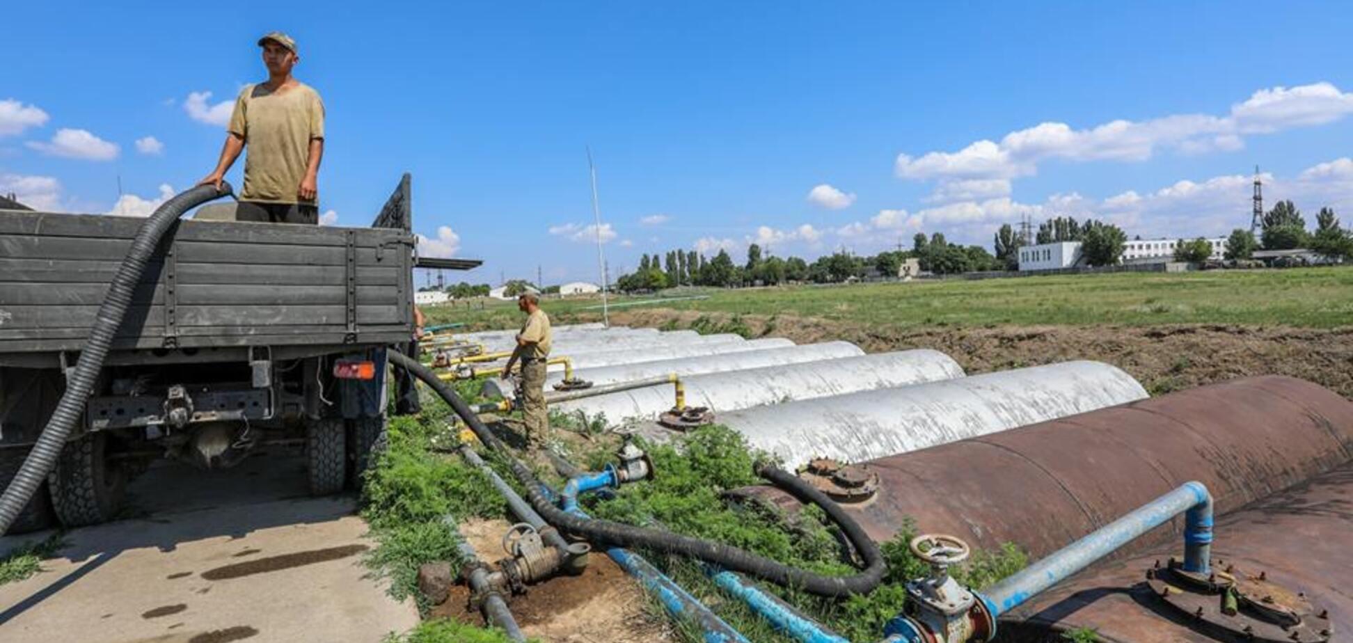 'Прапорщик потерялся': в Одессе 'исчезли' сотни тонн топлива для ВСУ