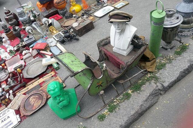 Староконный рынок в Одессе
