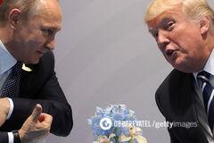 Трамп може розбовкати Путіну таємні дані - Times