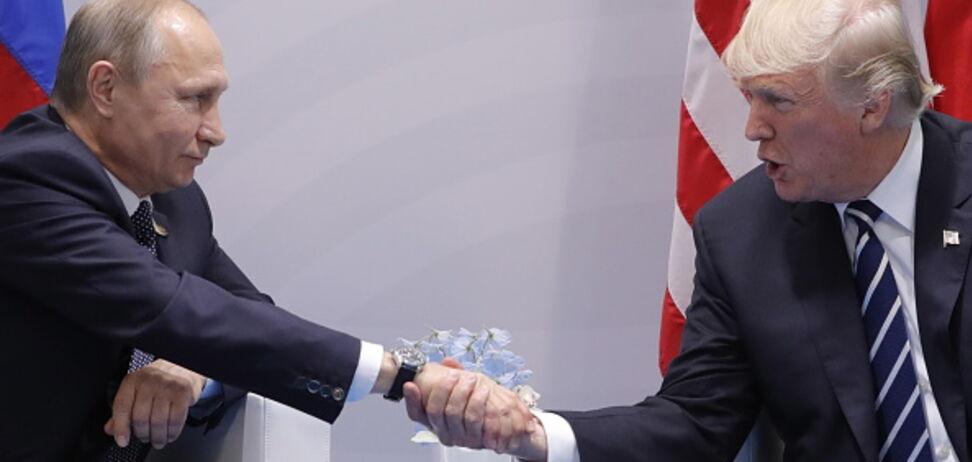 'Не називай Володимиром!' Трампу дали пораду, як домінувати над Путіним