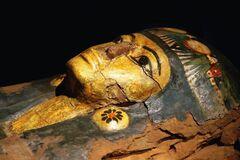 В Египте нашли мастерскую, где делали мумии