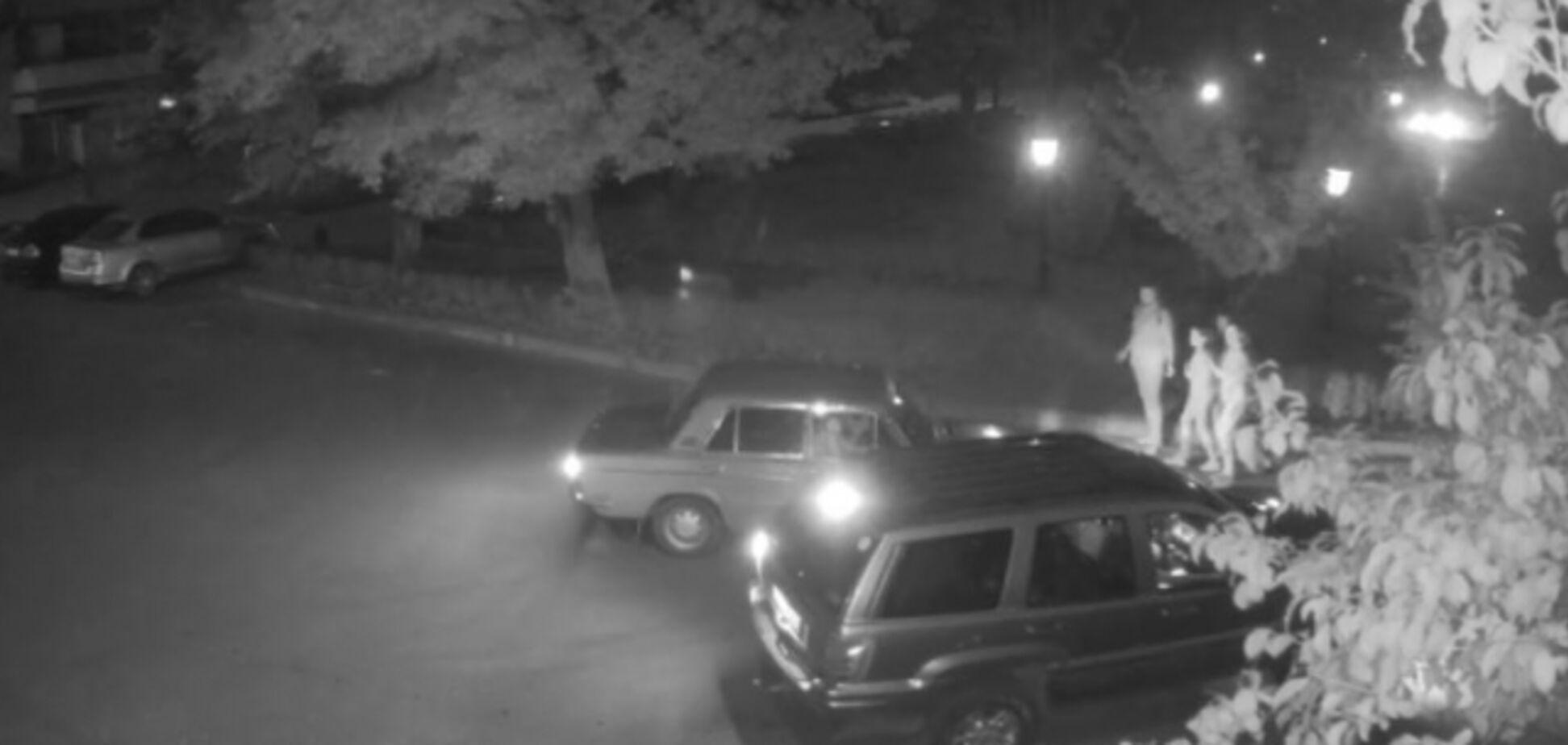 Убив двох жінок: з'явилося відео ДТП з п'яним чиновником на Закарпатті