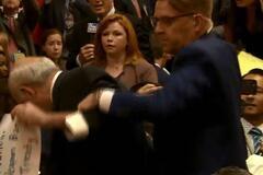 НП на прес-конференції Путіна і Трампа: стало відомо, що сталося