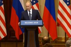 'Викиньте це лушпиння': Путін виправдався щодо компромату на Трампа