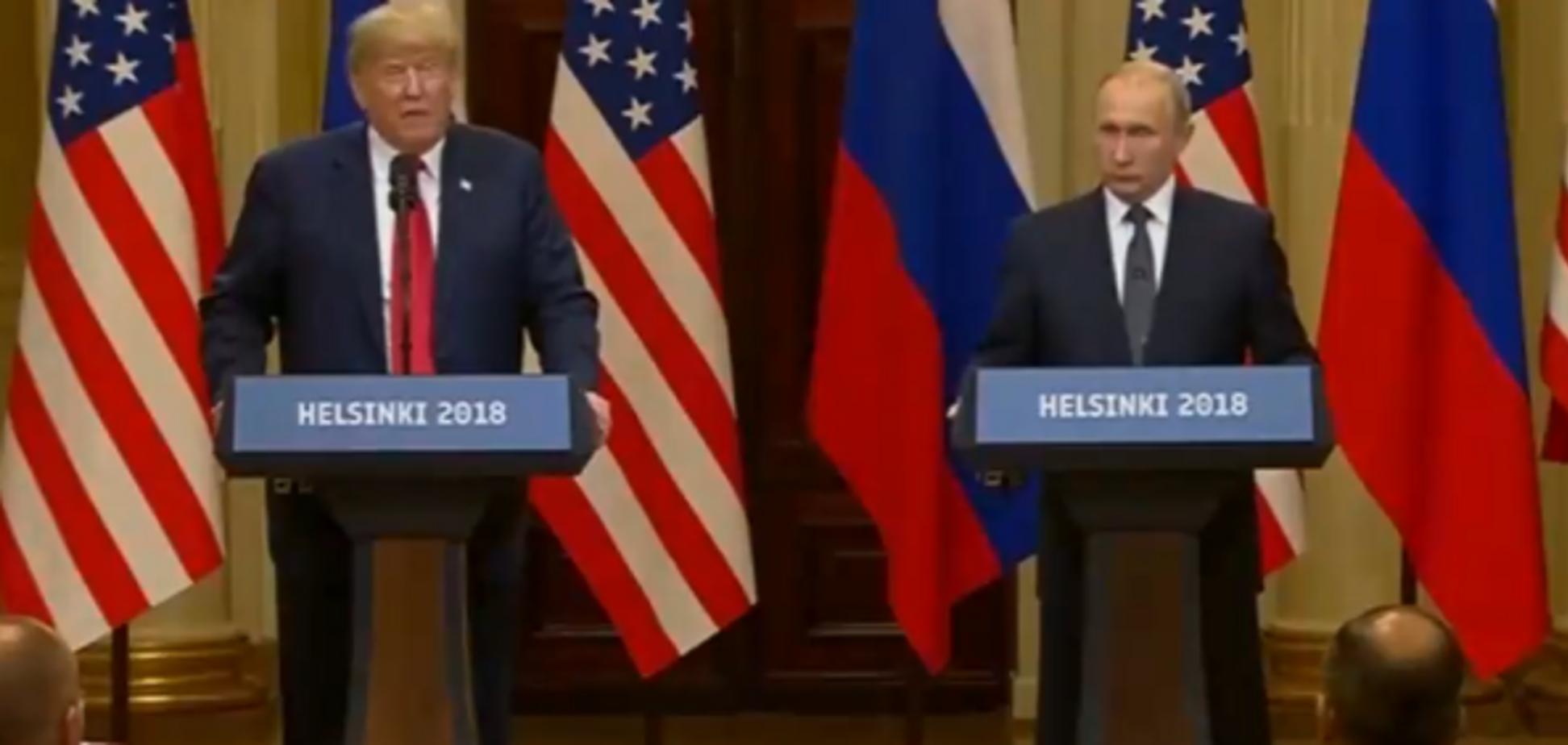 Путін вказав Трампу на недопрацювання щодо України