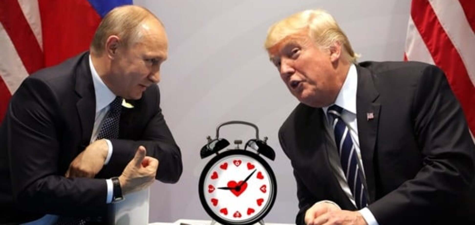 Опоздает ли Путин?