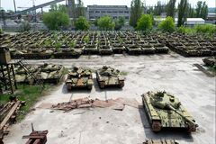 'Безгоспна' військова база на Харківщині: поліція й 'Укроборонпром' відреагували