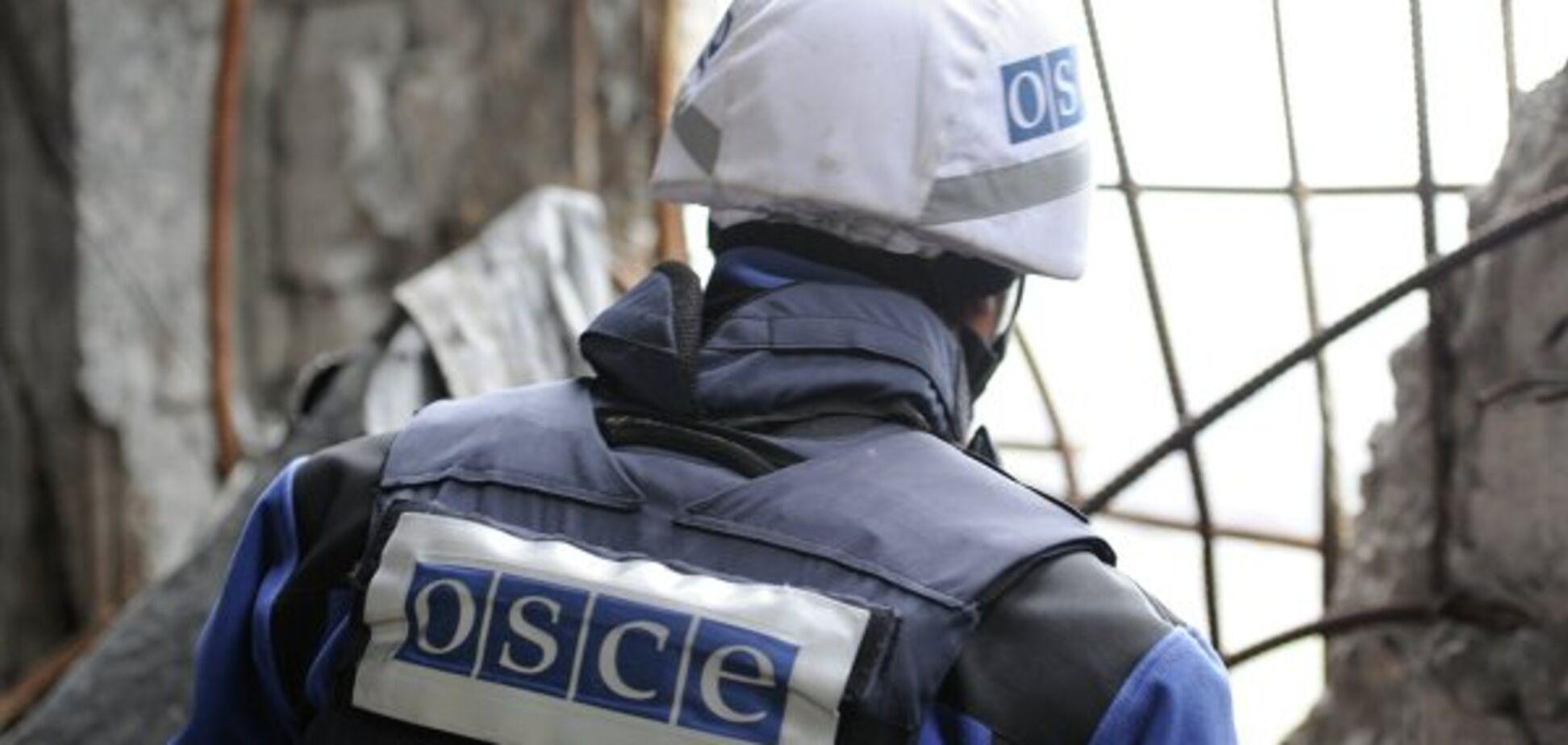 Документы миссии ОБСЕ на Донбассе 'сливали' ФСБ - СМИ