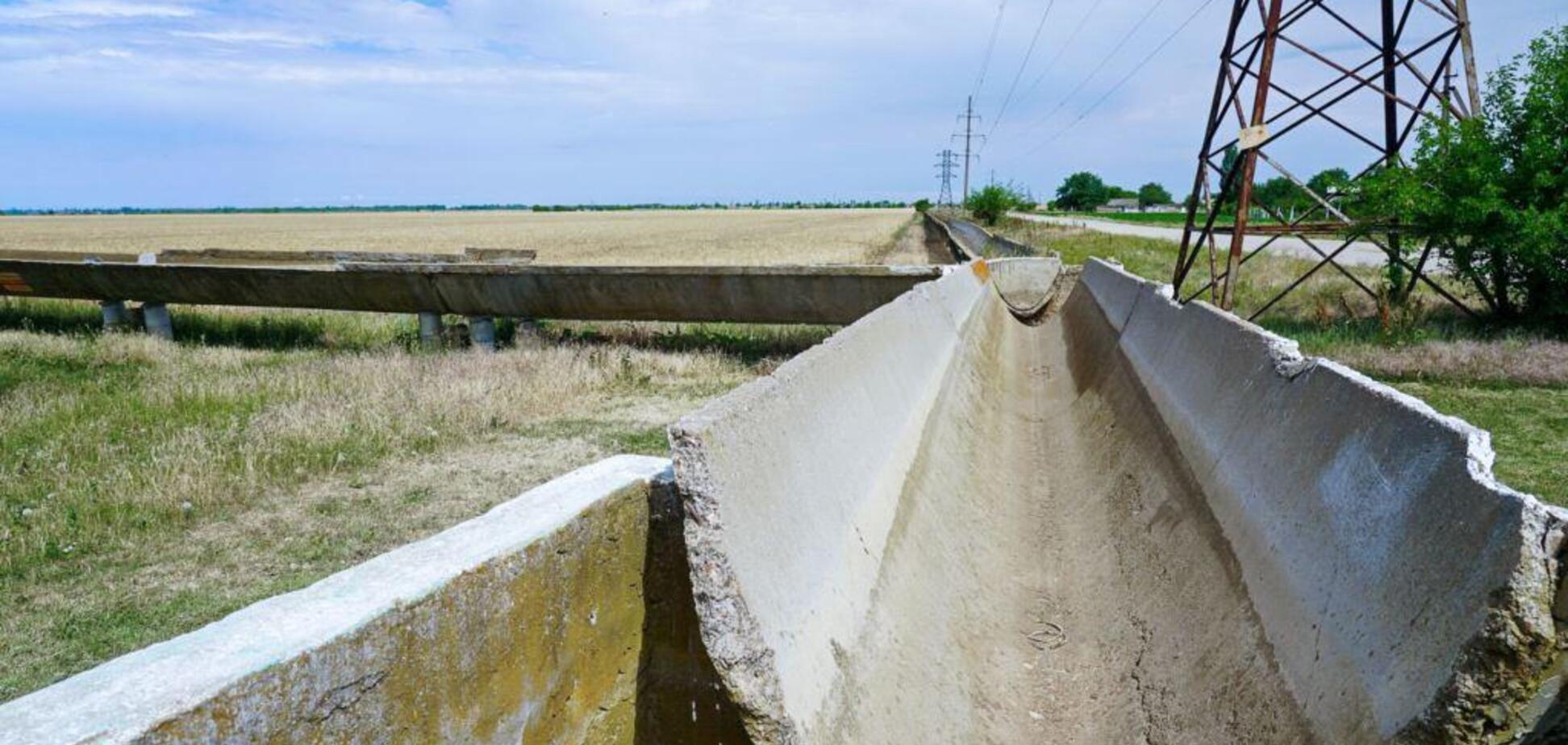 Крим засихає: в Мінстеці запропонували продавати воду окупантам