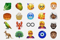 День эмоджи: в iPhone и iPad появятся новые смайлики и персонажи