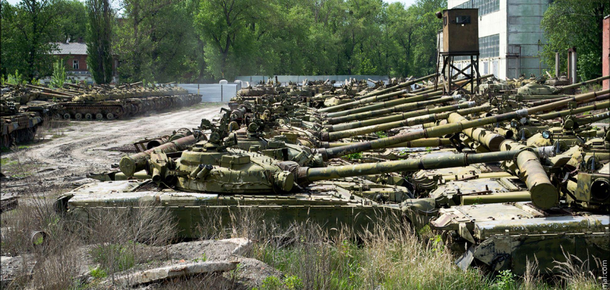 Видео с секретной военной базы в Украине: в Минобороны объяснили, что это было