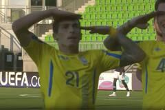 'Российский' поступок футболиста сборной Украины вызвал резонанс в сети: видеофакт