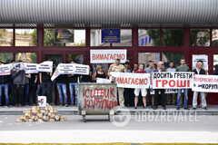 Акція проти Ситника: поліція відкрила справу щодо погрому в НАБУ