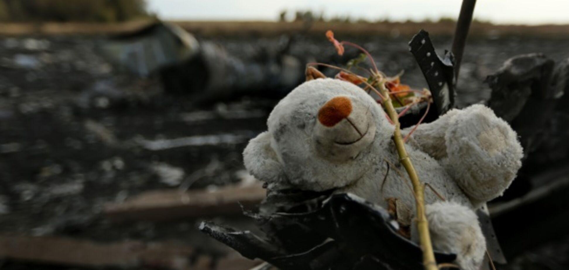 Загибель MH17: Великобританія нагадала Росії її місце
