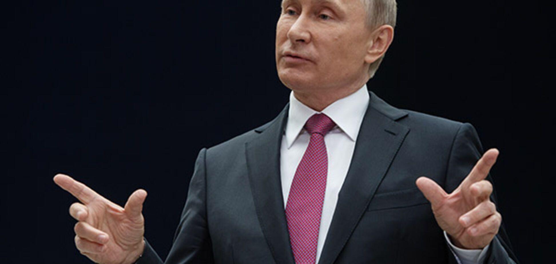 Все меняется, но только не Путин