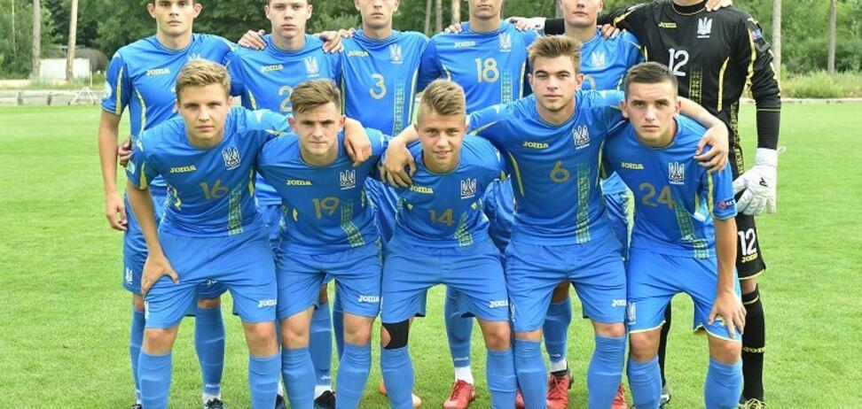 Украина добыла яркую победу над Францией на ЧЕ по футболу U-19