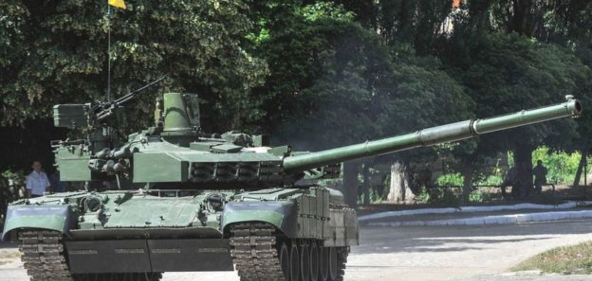 Україна презентує новітню важку зброю 'Богдана': що про неї відомо