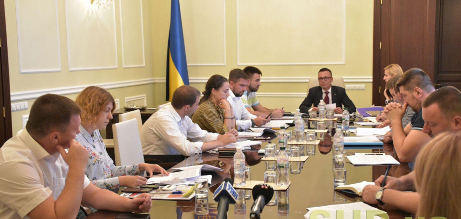 Аблов стал единственным кандидатом на должность ГБР, лично давшим объяснения РГК
