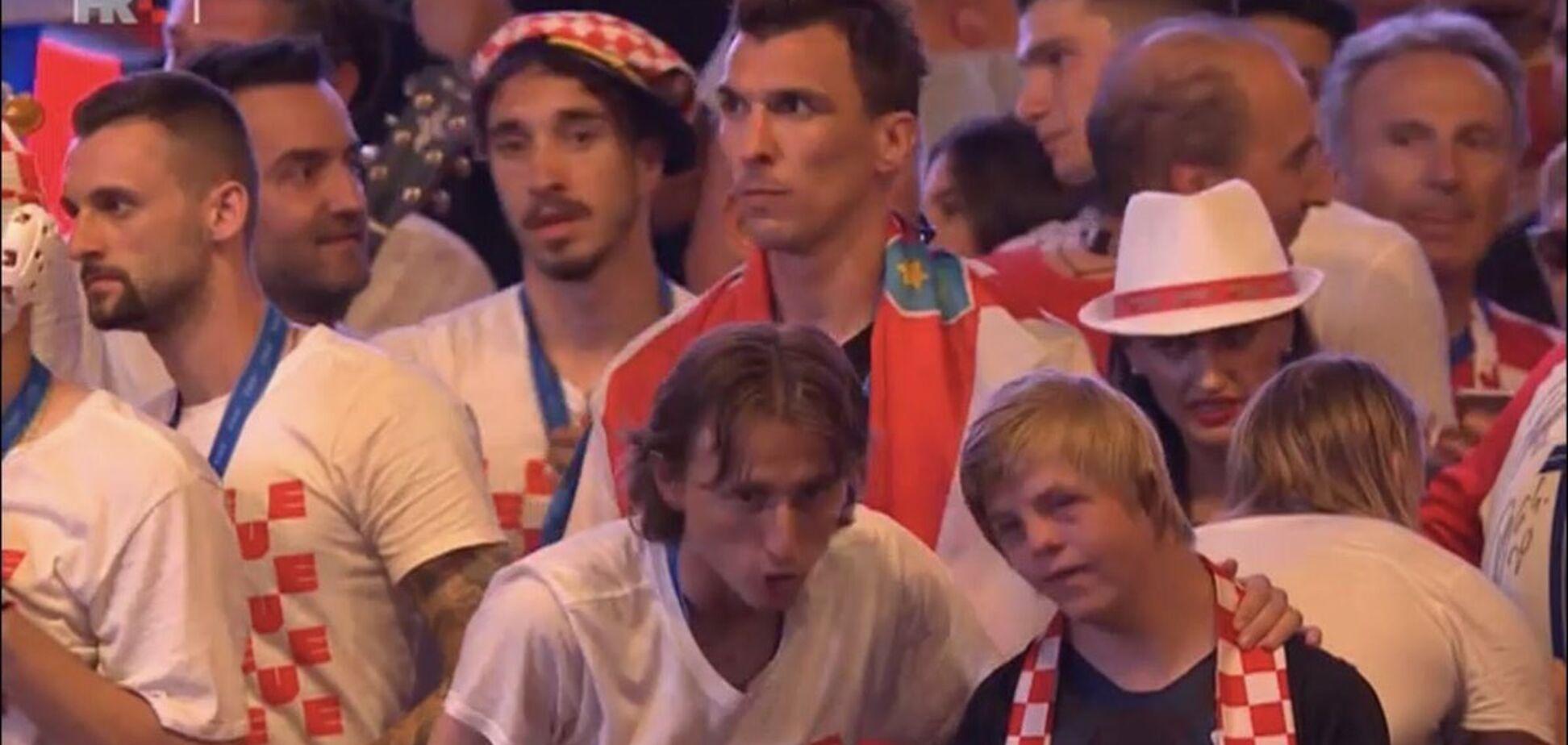 'Оце людина!' Капітан збірної Хорватії здійснив зворушливий вчинок