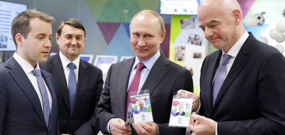 'На лбу клеймо': российские фанаты в агонии от новой идеи Путина