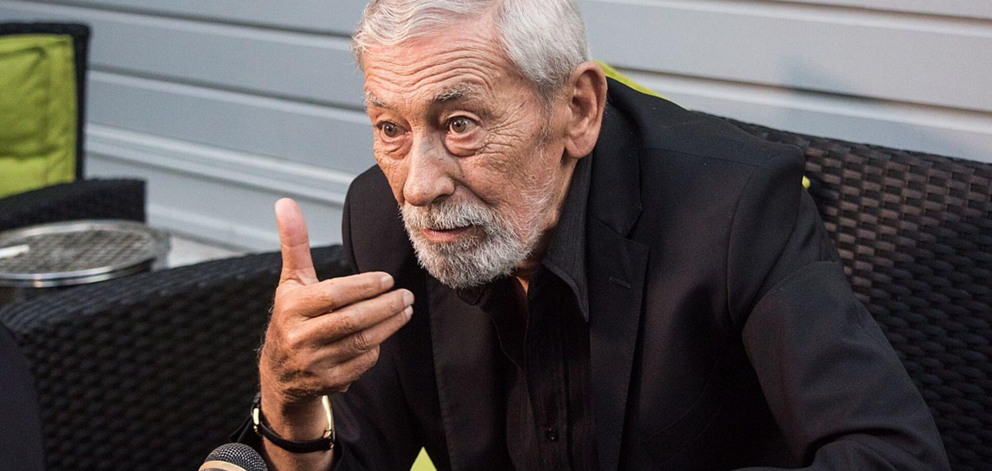 'И не переставал': Кикабидзе признался в любви к России