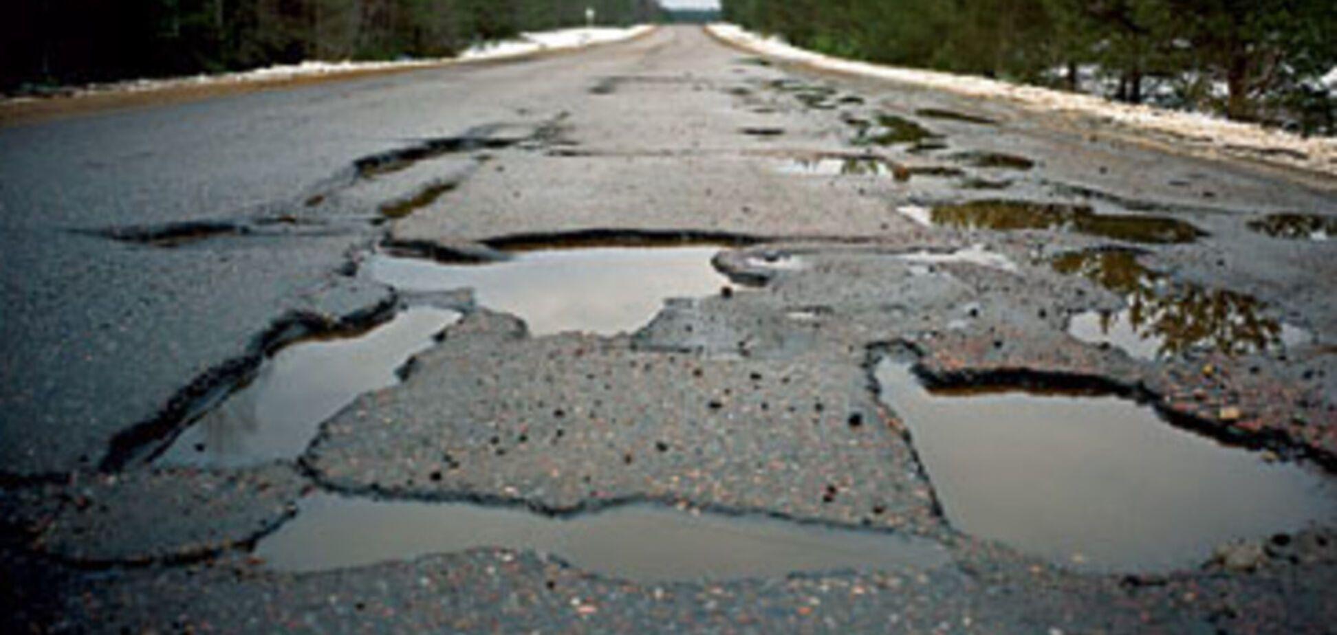'Начебто в Запоріжжі АТО не оголошували?' З'явилося відео жахливої дороги в Україні