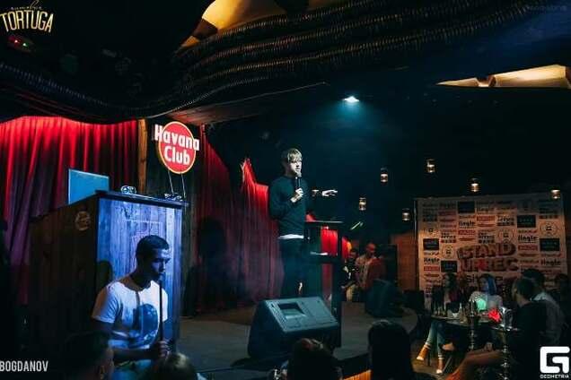 Выступал в Крыму: в Украину собрался с концертами комик из России