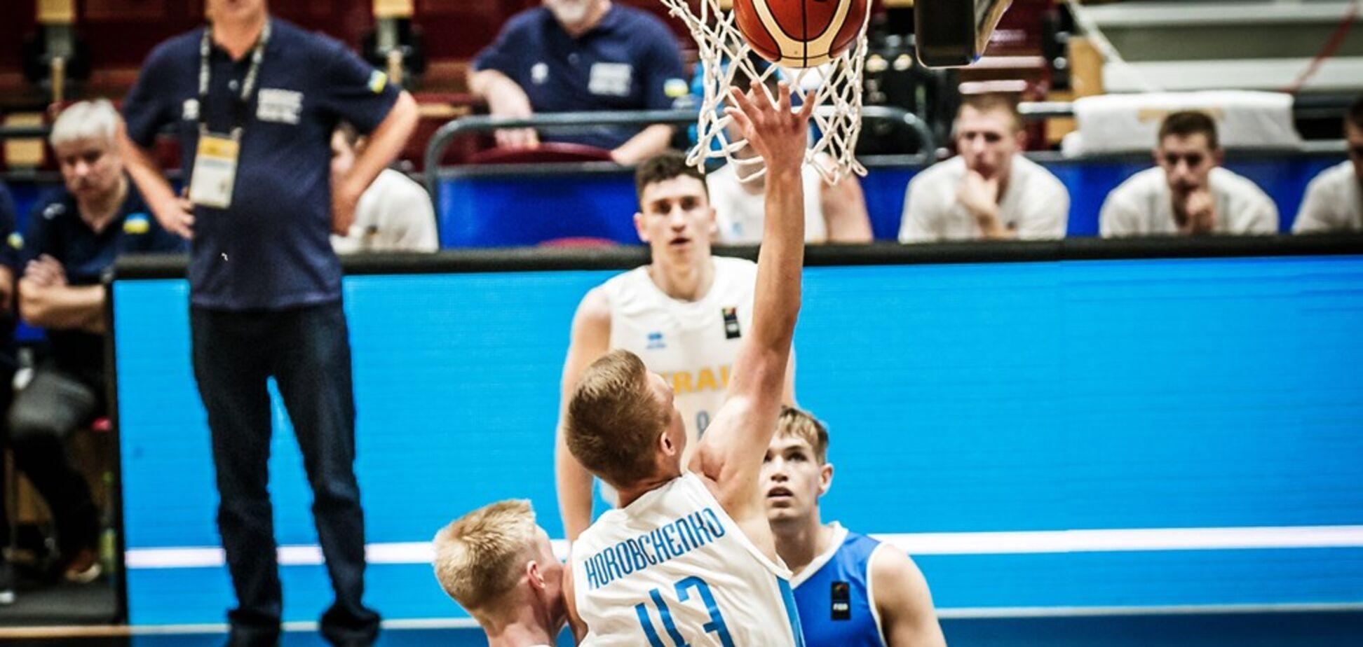Україна назвала розширений склад на молодіжний Євробаскет-2019