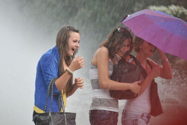 20 липня зазвичай починається період дощів, свідчать народні прикмети