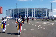 В России у очередного стадиона ЧМ-2018 возникли серьезные проблемы: опубликовано видео