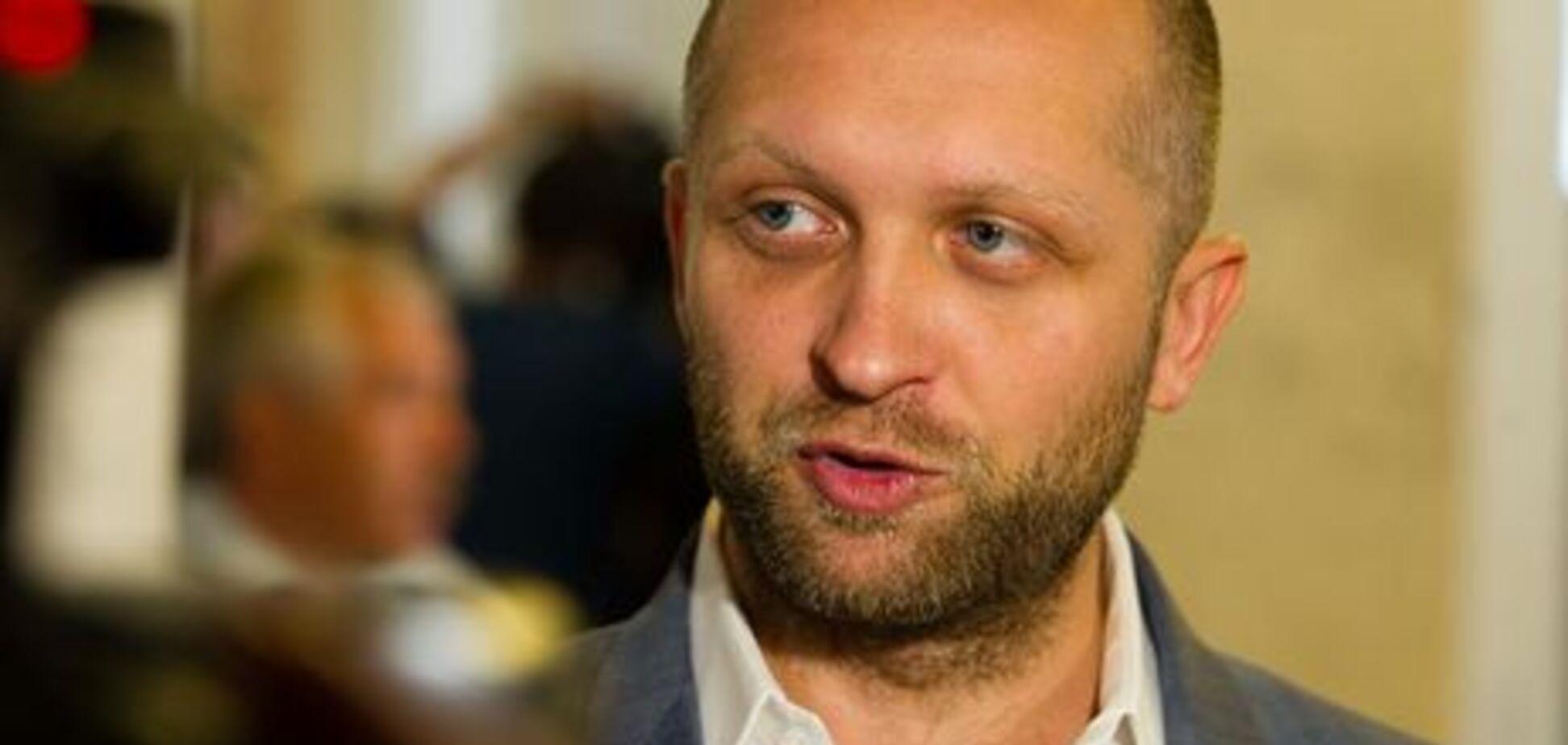 Поляков обвинил НАБУ в фальсификации по 'янтарному делу'