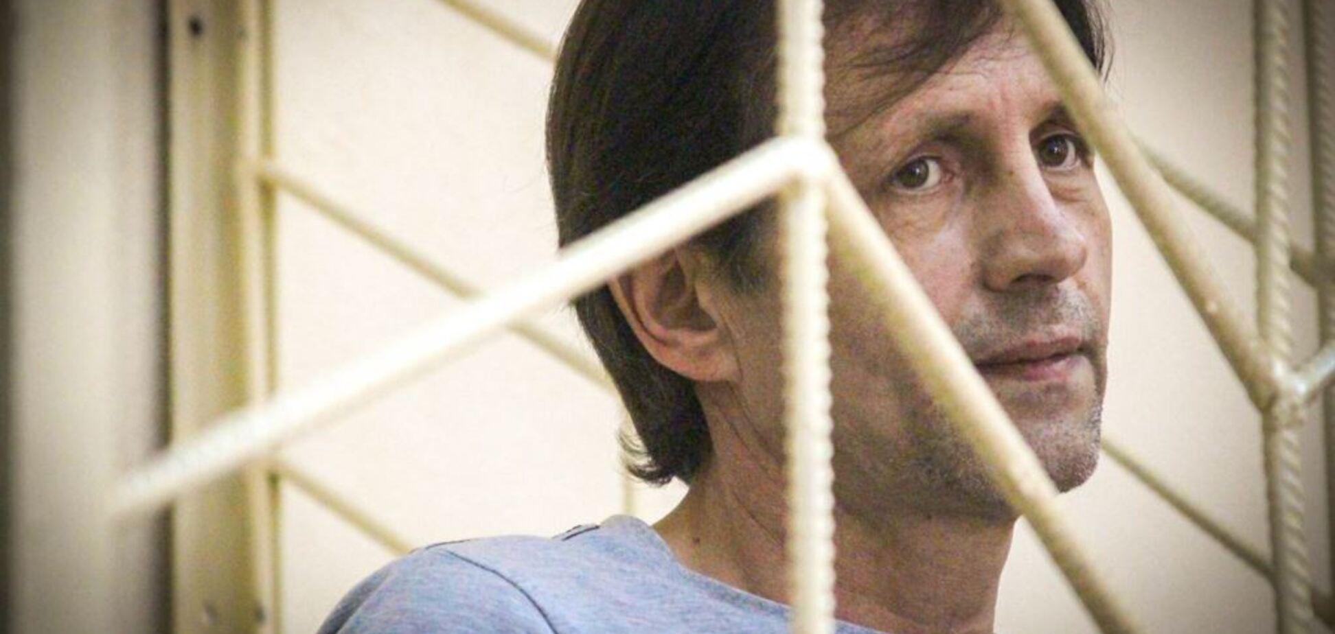 Одні кістки: з'явилися тривожні подробиці про голодуючого в'язня Кремля