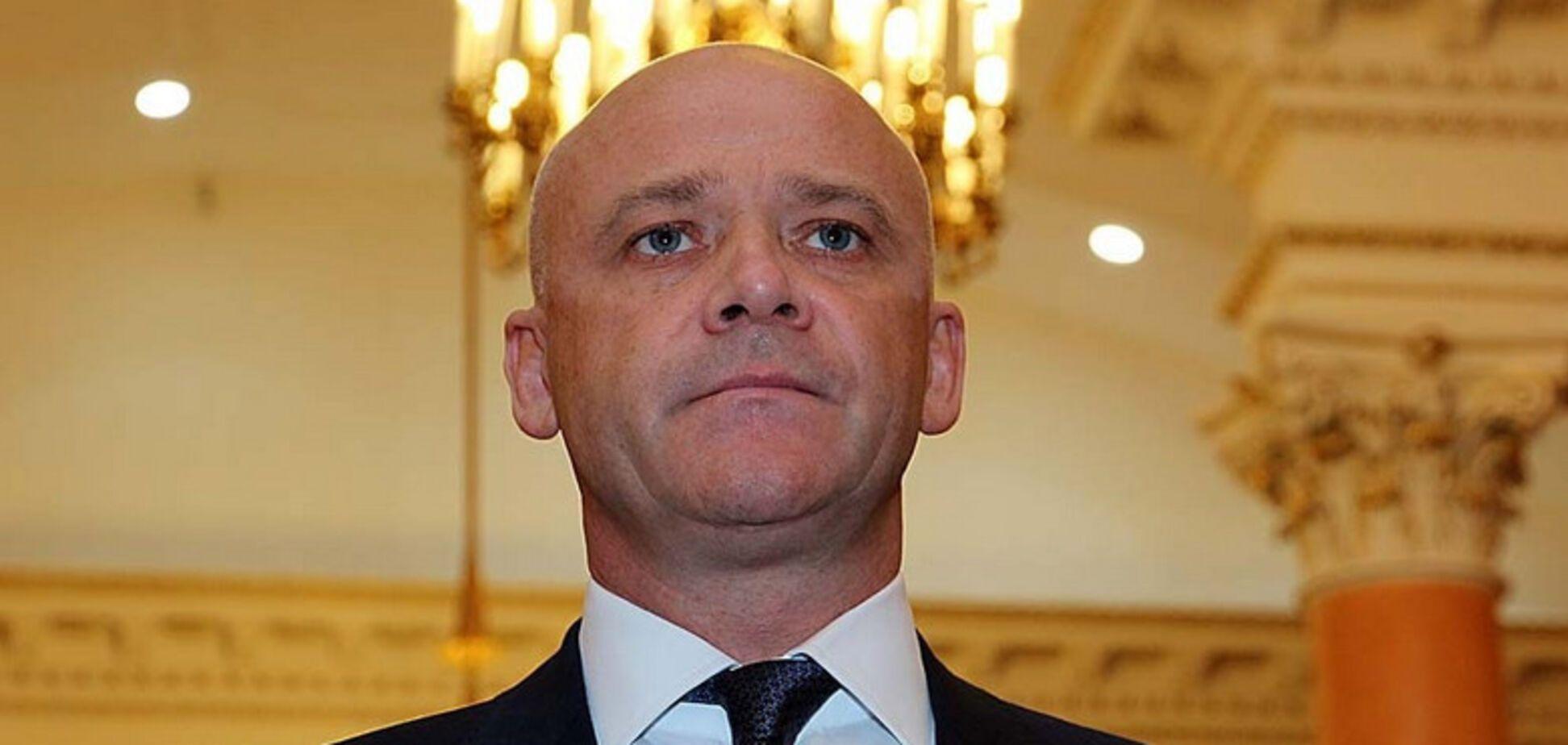 Одесские будни: Труханов устал от самого себя