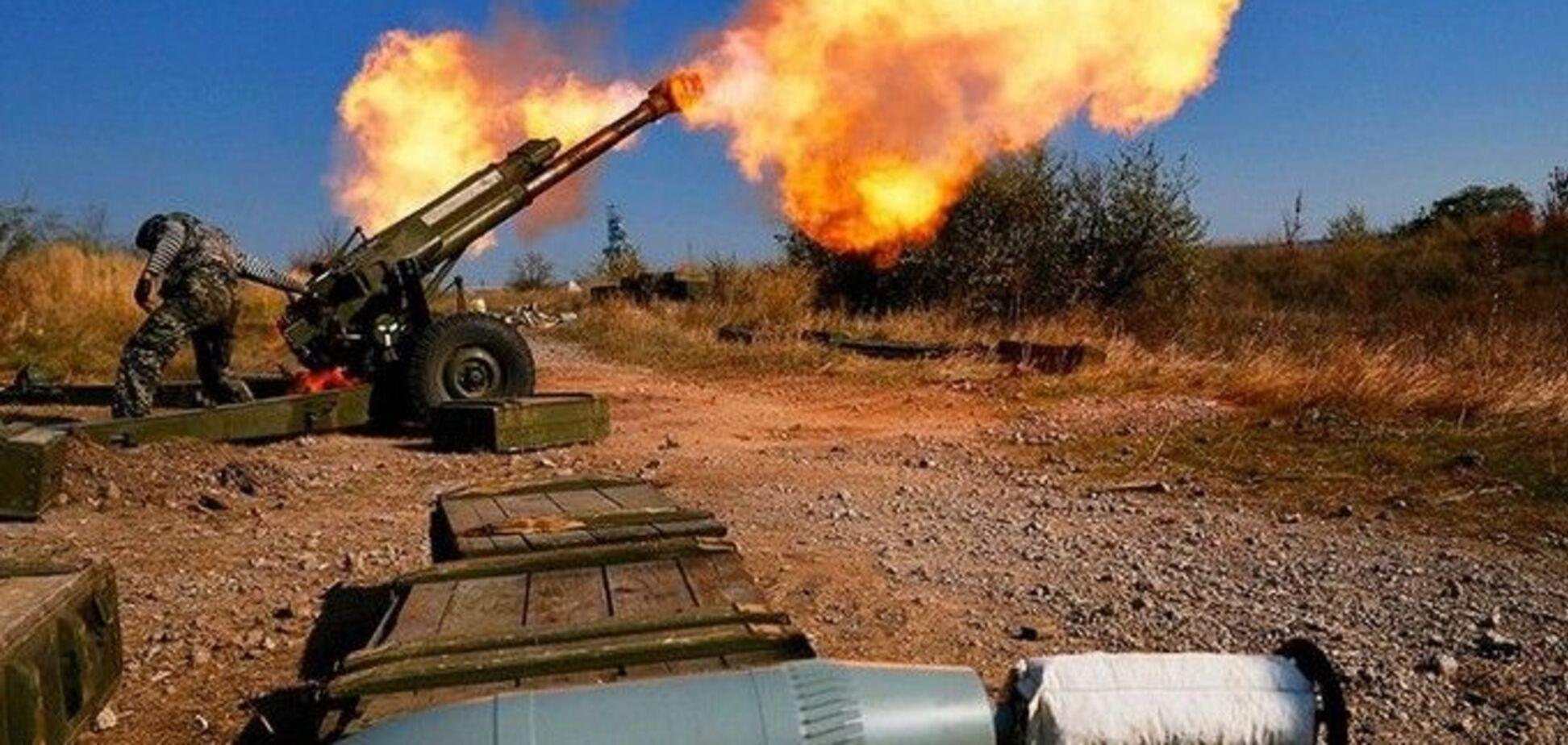 ВСУ отбили атаки террористов на Донбассе