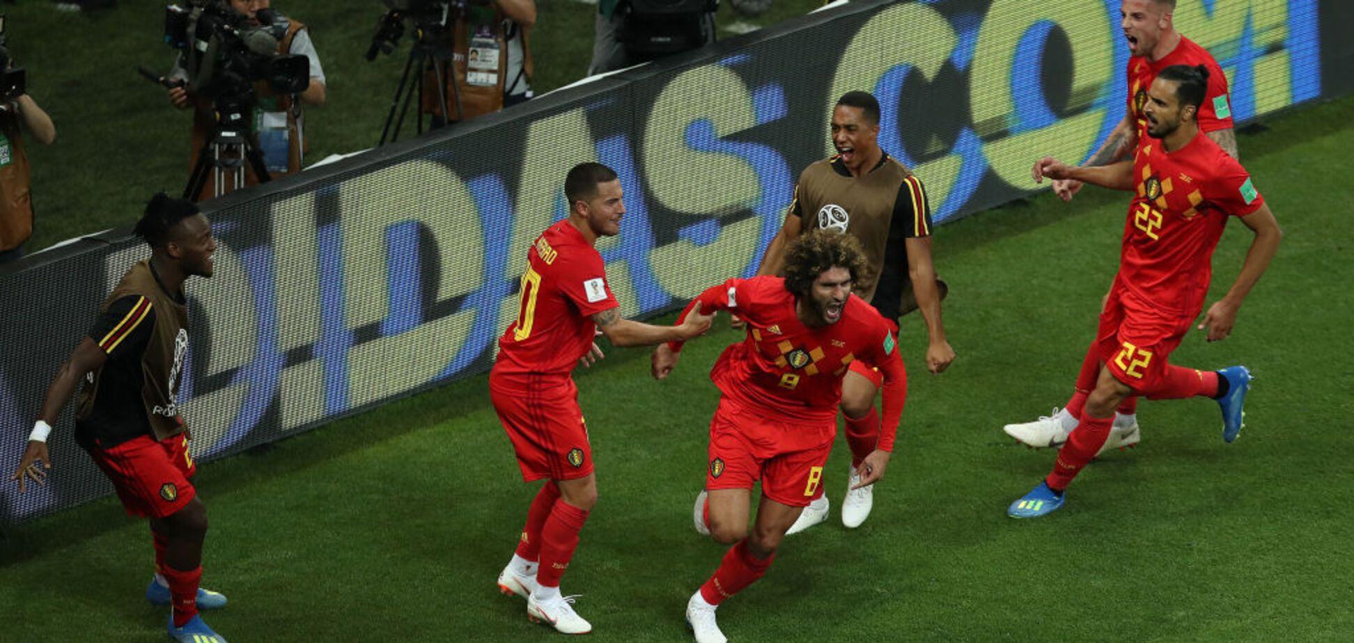 Победа на последних минутах в матче Бельгия - Япония: онлайн-трансляция 1/8 финала ЧМ-2018