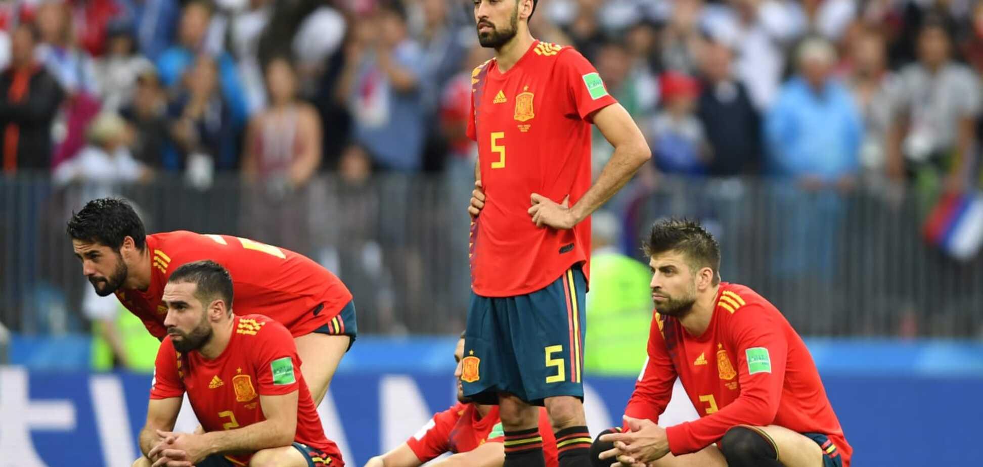 Смертельные точки Испании и Дании: итоги дня ЧМ-2018
