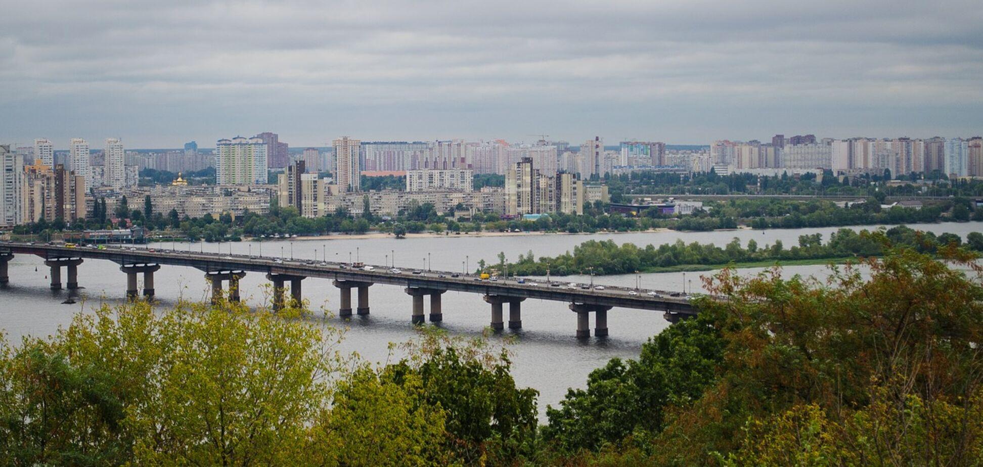 Рай: как выглядит Киев без пробок (видео)