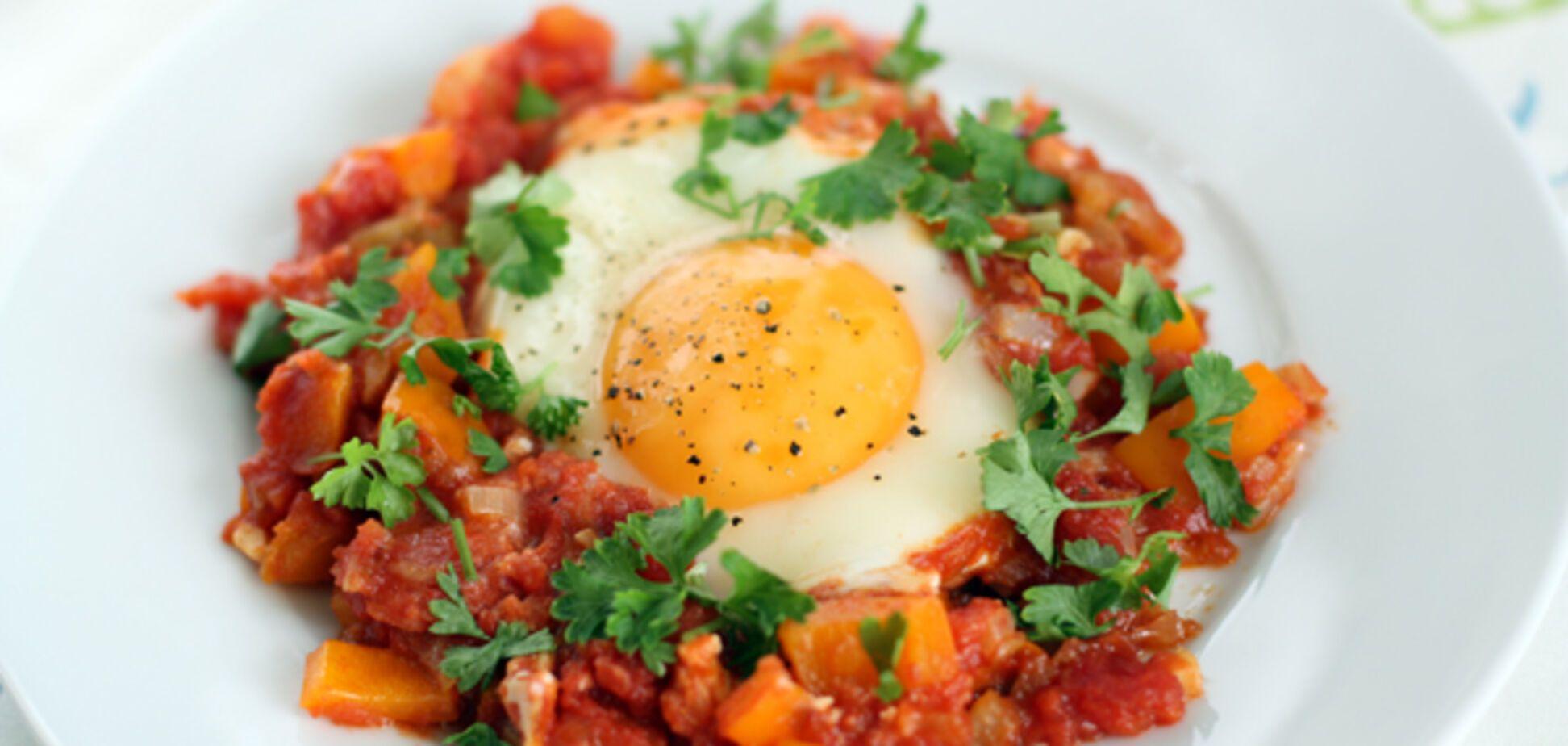 Мифы и легенды одесской кухни: яичница с овощами