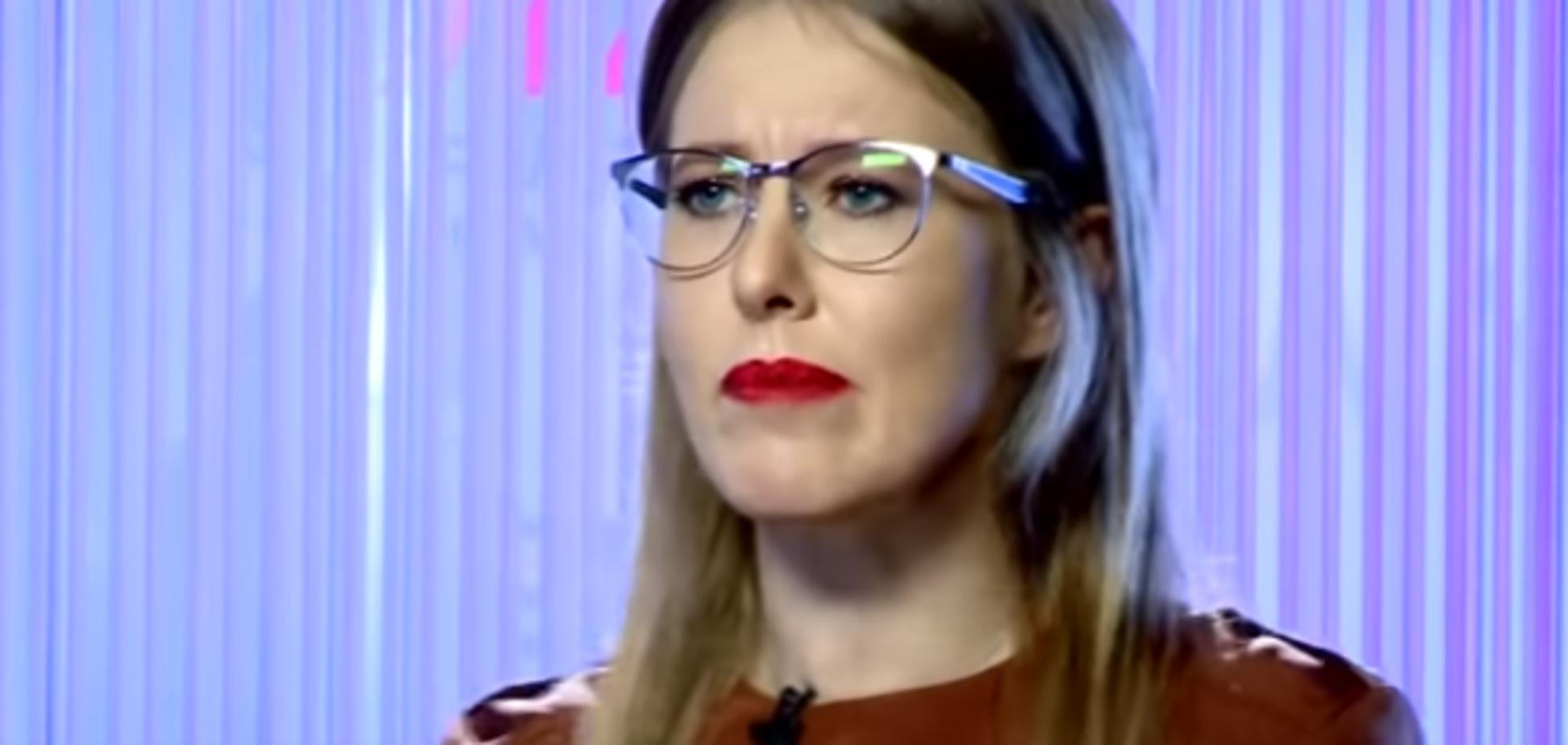 8 тисяч жертв: Собчак нагадала Прилєпіну, хто винен у війні на Донбасі