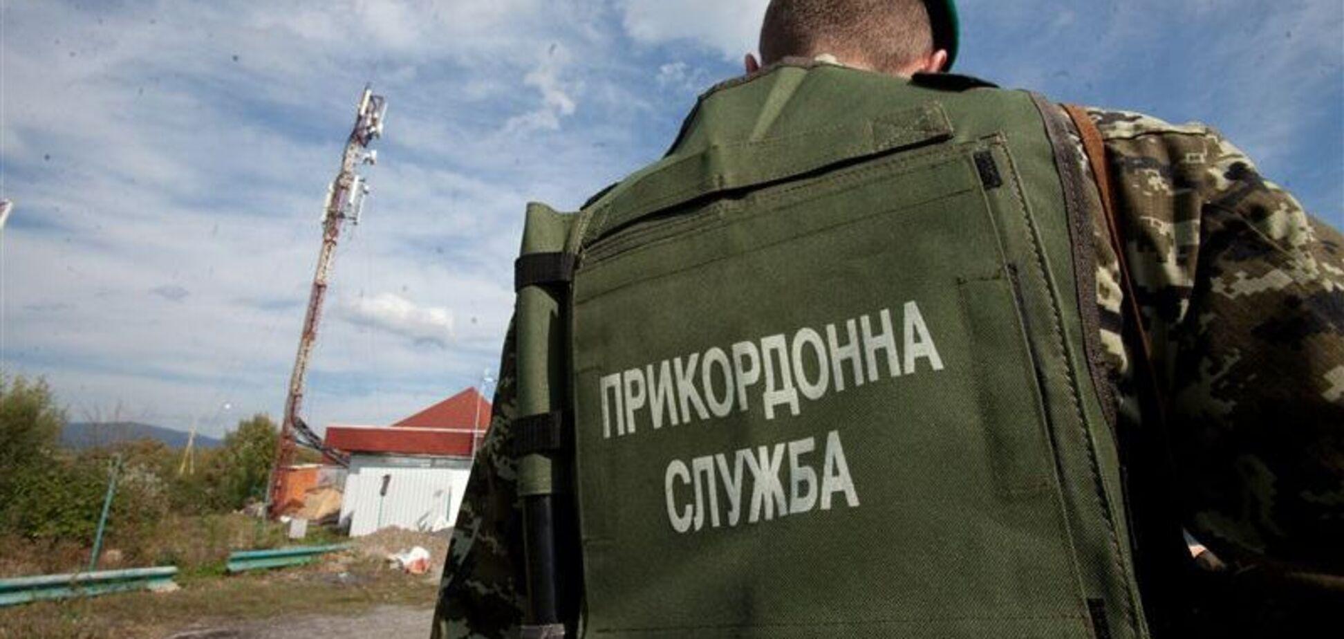 Террористы атаковали пограничников близ Мариуполя