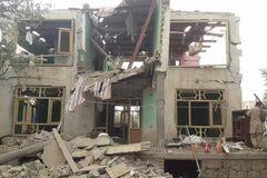В Афганистане ударили с неба по террористам: среди 14 жертв - дети и женщины