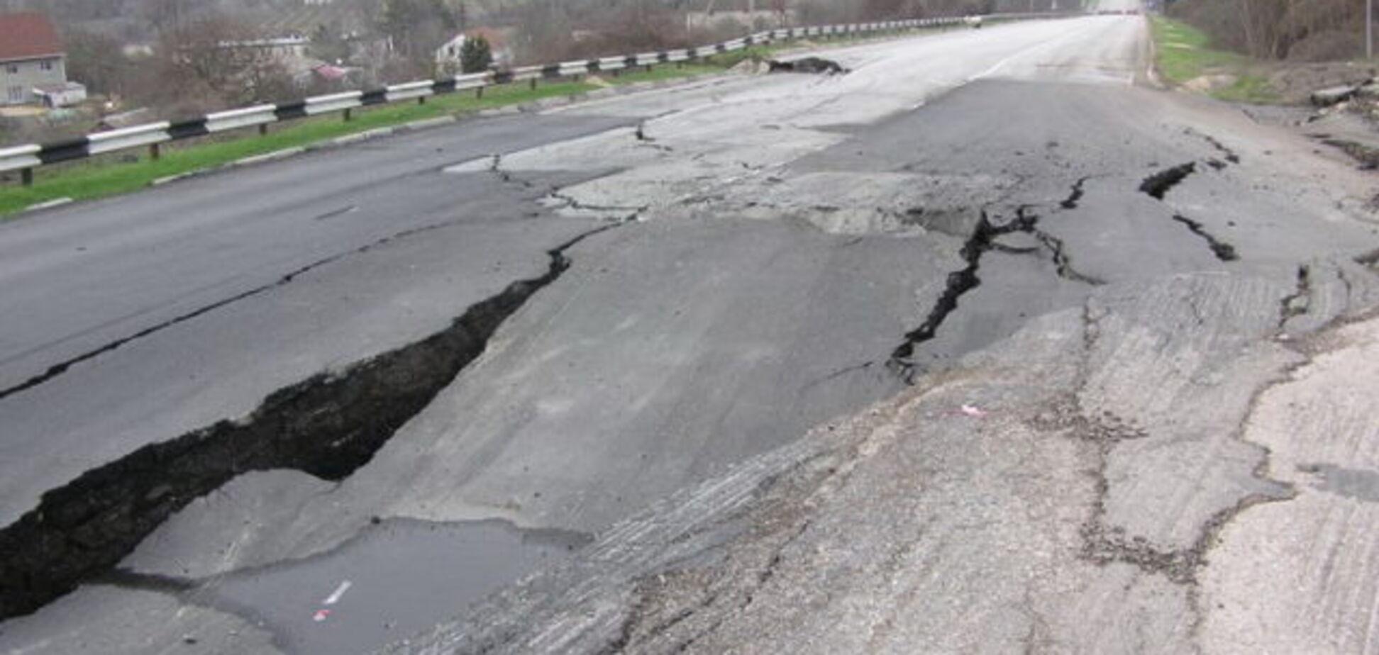 Крим отримав новий колапс на дорогах