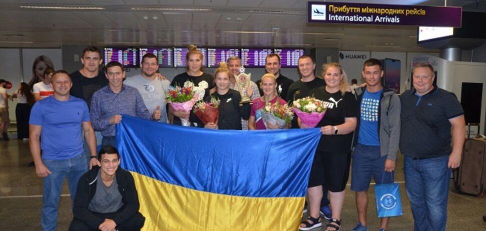 Украинских дзюдоистов лишили премиальных за ЧЕ