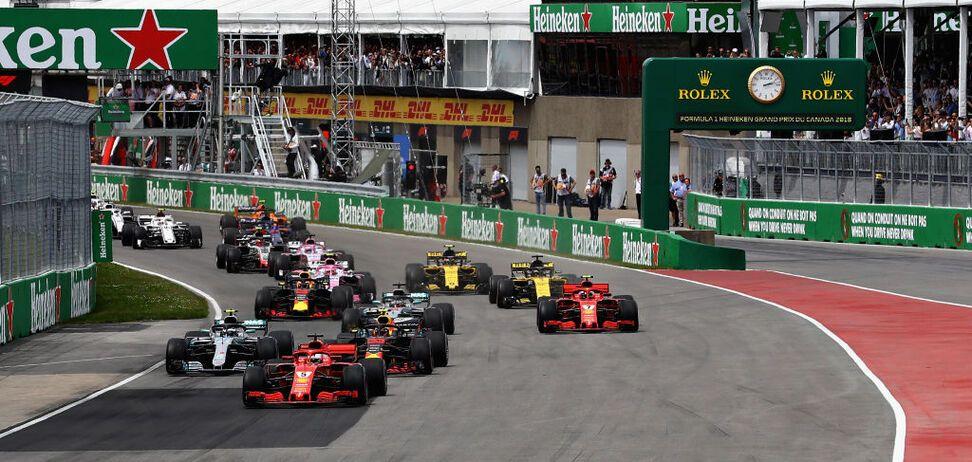 Де дивитися Гран-прі Німеччини: розклад трансляцій Формули-1