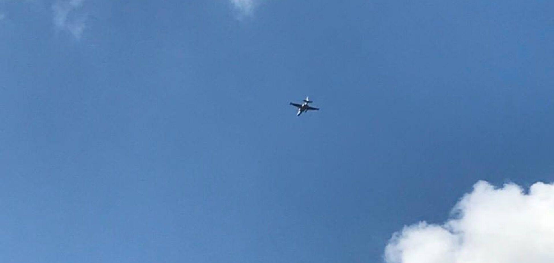 Над Мариуполем пронеслись военные самолеты: в городе переполох