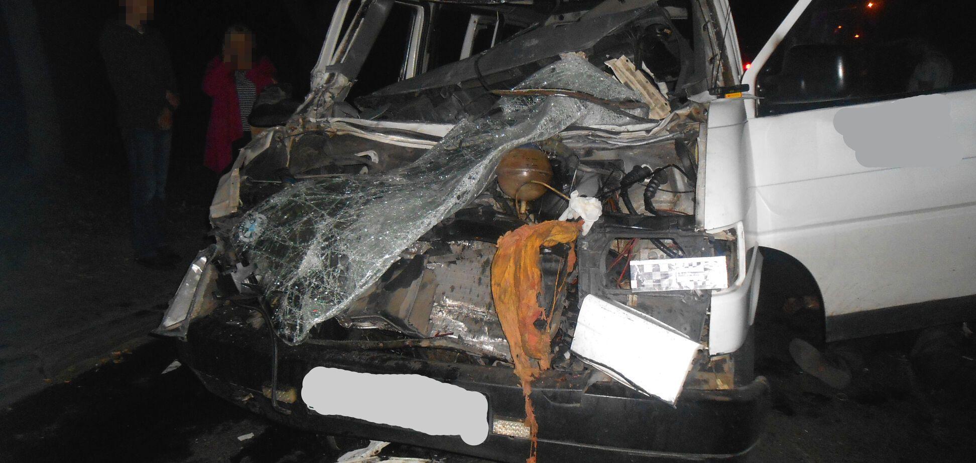 Військові України потрапили в смертельну аварію в Рівному