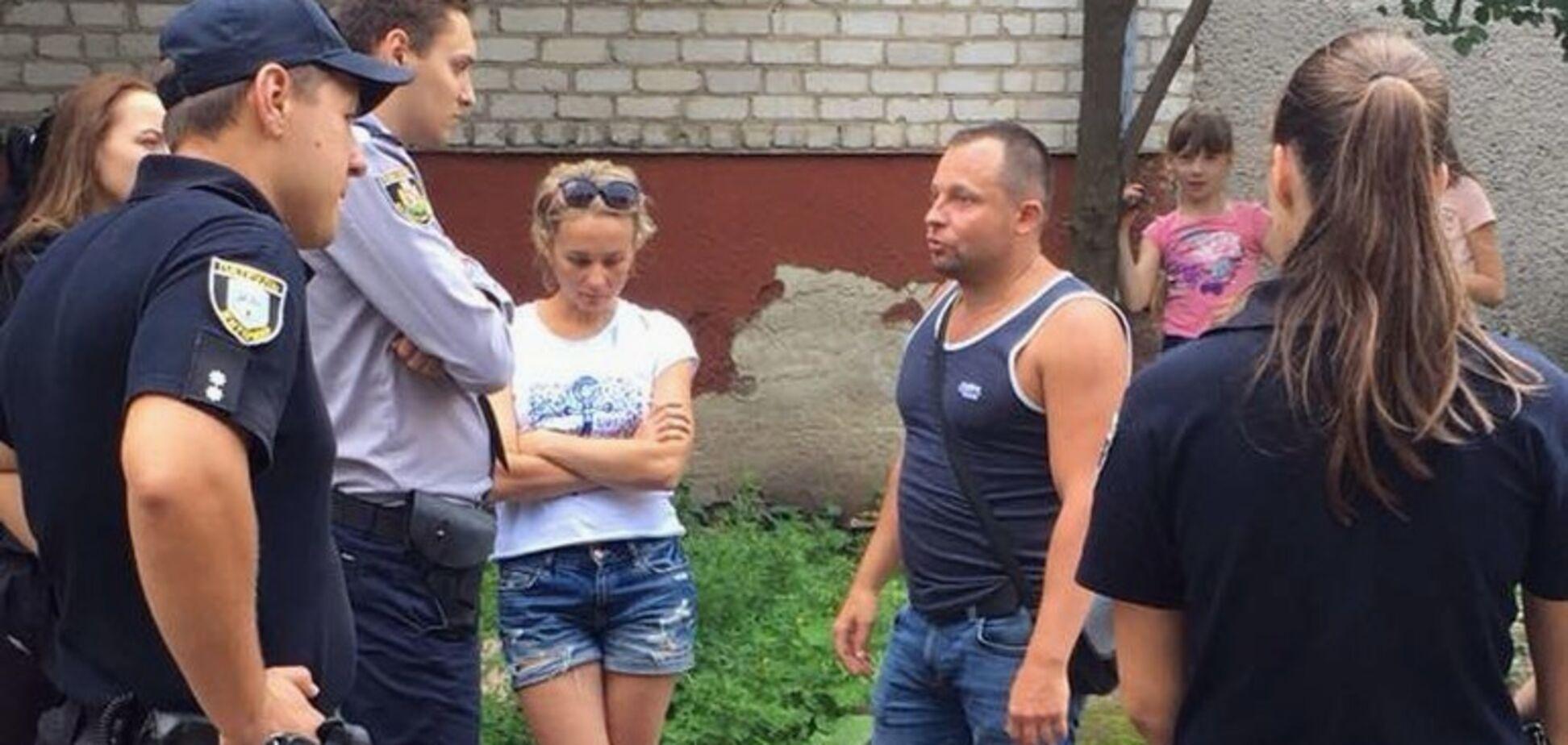 'Рядом были дети': в Житомире подстрелили офицера ВСУ