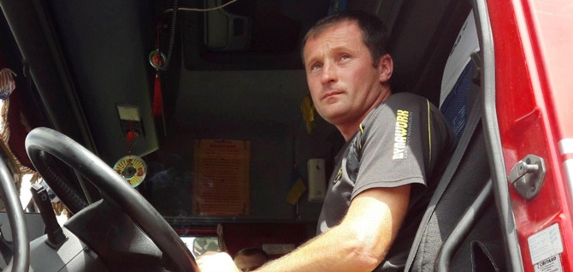 'Кров і крики': водій фури розповів про страшну ДТП під Житомиром