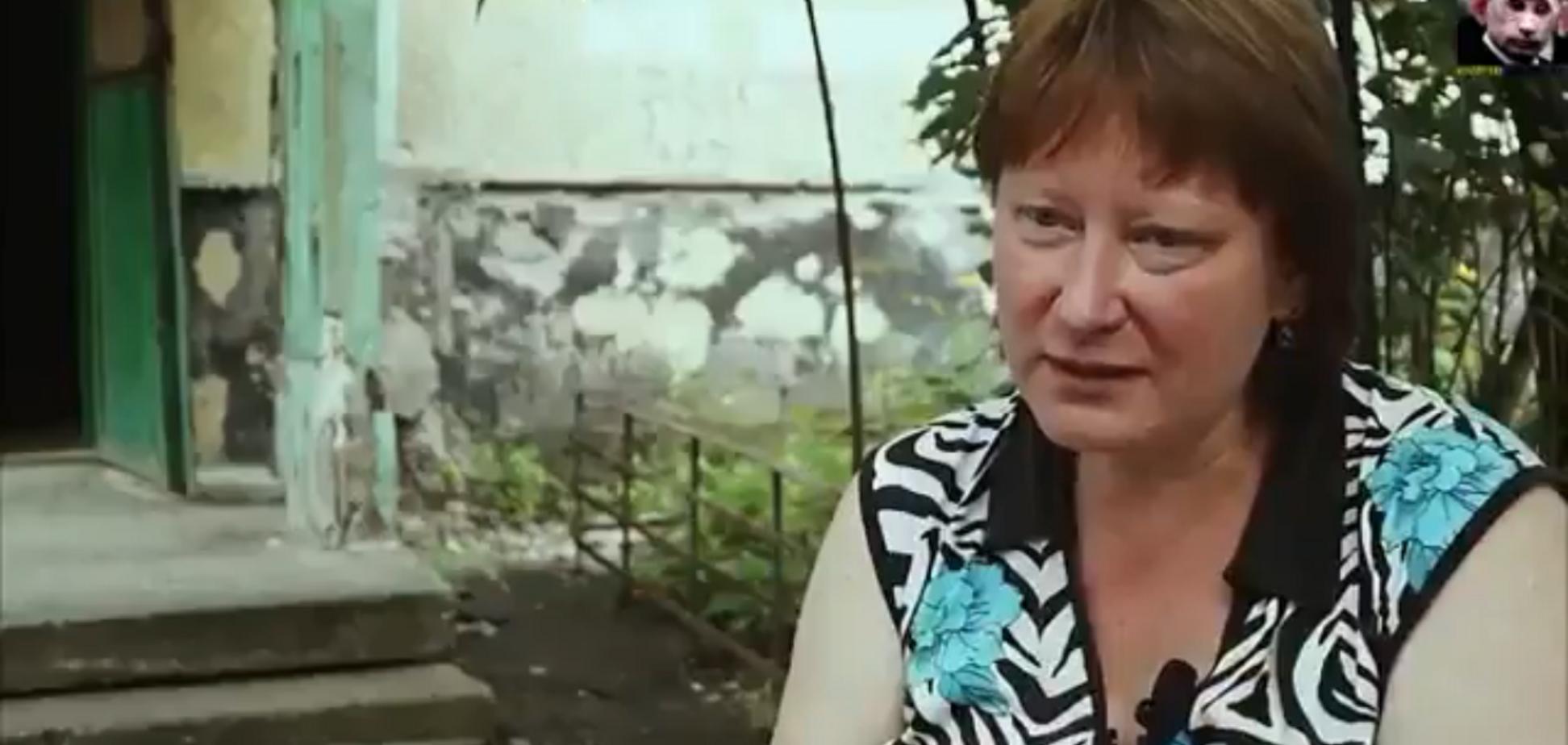 'Скатертиною дорога': одкровення мешканки Донбасу розгнівали українців