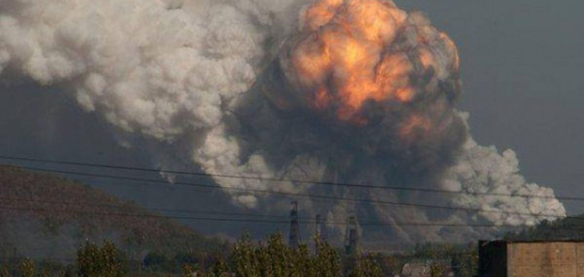 На Донбасі прогримів потужний вибух: всі подробиці
